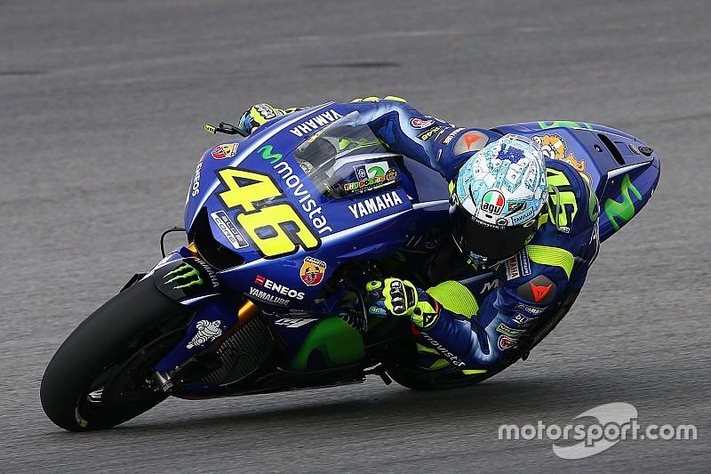 """Décimo título de Rossi """"não é obsessão"""" para Yamaha"""