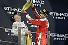 Para Rosberg, Vettel pode ser opção da Mercedes para 2018