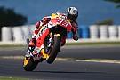 MotoGP-Test: Marc Marquez zum Auftakt vor Valentino Rossi