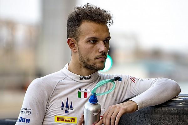 GP2 Ultime notizie Luca Ghiotto ancora in GP2 nel 2017 ma con il team Russian Time