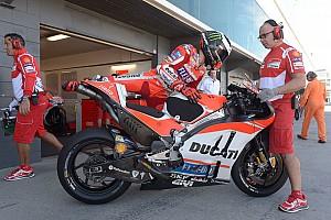 MotoGP Últimas notícias Lorenzo critica pneu traseiro