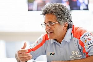 WRC Ultime notizie Hyundai, Nandan: