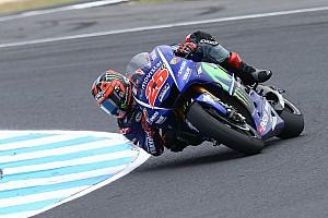 MotoGP Reporte de pruebas Viñales vuela en Phillip Island
