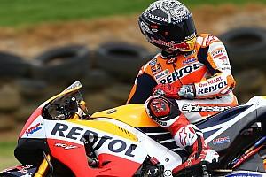 """MotoGP Noticias de última hora Márquez: """"Yo no hago juegos psicológicos"""