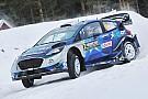 WRC Ott Tanak, el rival interno de Sébastien Ogier