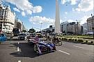 Formula E Vídeo: Un Fórmula E por las calles de Buenos Aires