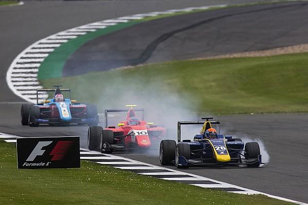 GP3 Noticias de última hora Los Pirelli de la GP3 en 2017 tendrán una mayor degradación