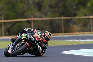 MotoGP Réactions Folger lui-même