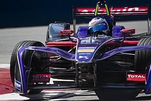 电动方程式 练习赛报告 BA ePrix练习赛:DS双雄分占榜首,红旗接连不断