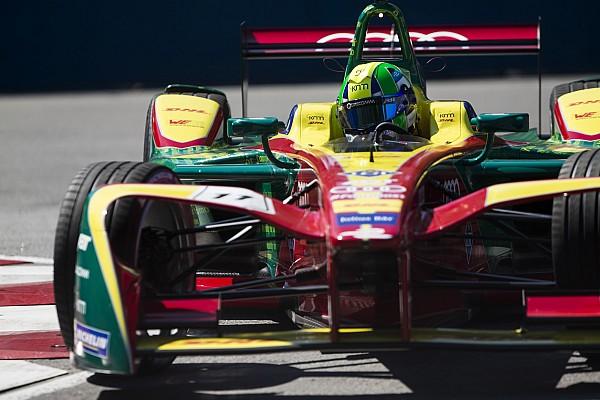 Formula E Reporte de calificación Di Grassi logra la pole y López larga atrás