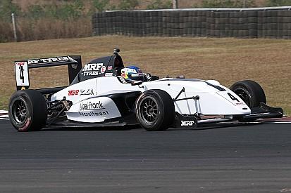 Мик Шумахер потерял шансы на титул серии MRF