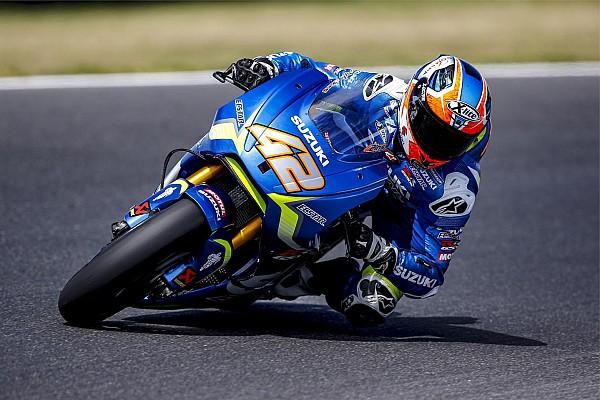"""MotoGP Noticias de última hora Rins: """"Los cronos son buenos, pero nos queda mucho por mejorar"""""""