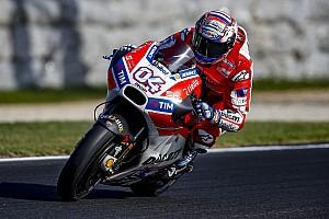 MotoGP Важливі новини Довіціозо: Якщо змусимо мотоцикл повертати, все зміниться