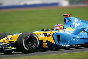 Todos los coches de Fernando Alonso en Fórmula 1