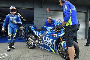 MotoGP Breaking news Rins: Saya seperti pembalap MotoGP sekarang