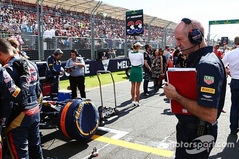 """纽维:F1仍由引擎主导""""不健康"""""""