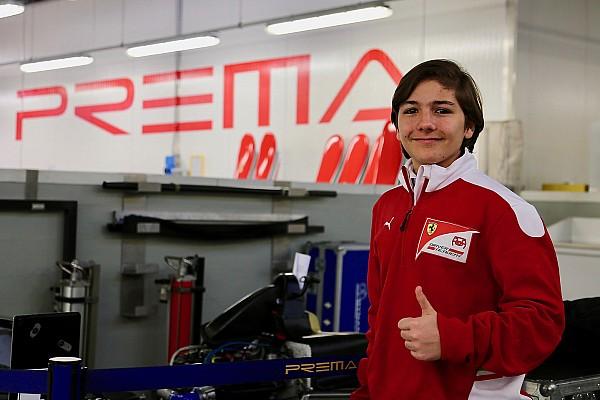 Formula 4 Ultime notizie Fittipaldi e Armstrong i nuovi piloti del team Prema per la F.4 2017