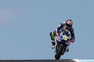 MotoGP Réactions Progrès de dernière minute pour Loris Baz après des essais compliqués