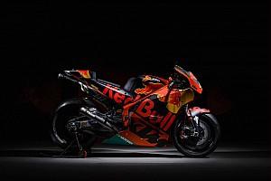 MotoGP Важливі новини Команда КТМ презентувала свій мотоцикл MotoGP 2017 року