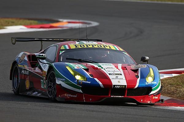 Pier Guidi, Bruni'nin Ferrari WEC koltuğunun yeni sahibi