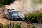 Video: Latvala überschlägt sich bei WRC-Test in Spanien