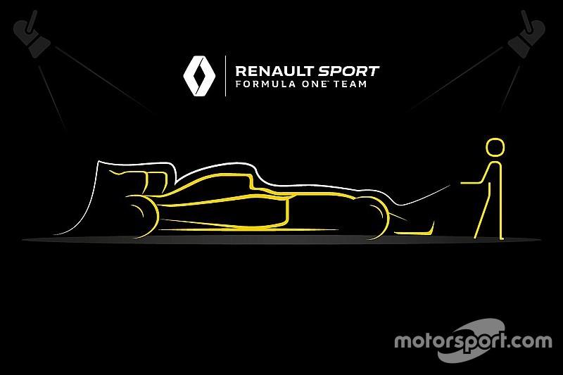 En Vivo Presentación Renault Sport Formula One Team R.S. 17