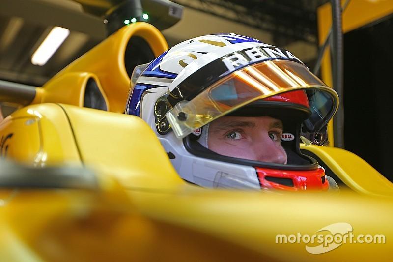 Сироткіна підтверджено у якості офіційного резервіста Renault F1 у 2017-му