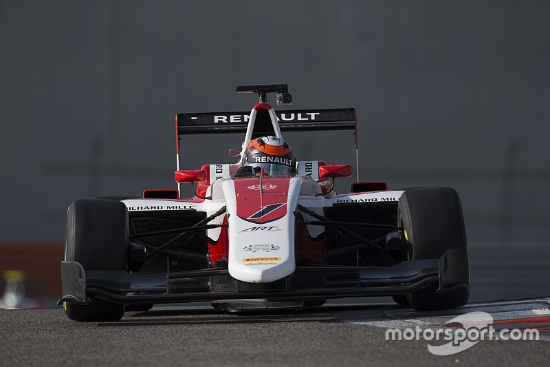 Aitken lost De Vries af bij GP3-team ART Grand Prix