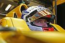 La Renault ha nominato Sergey Sirotkin come riserva per il 2017