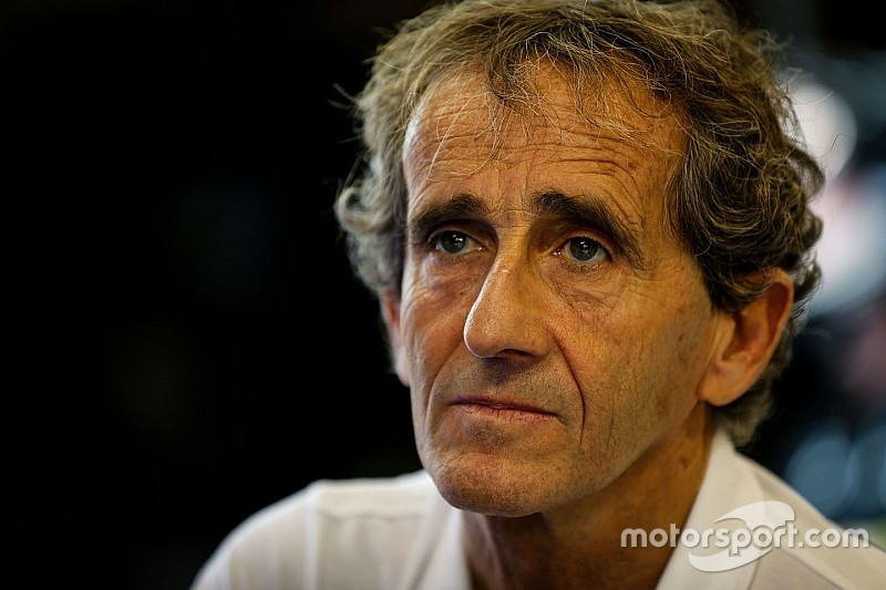 Alain Prost ist neuer Renault-F1-Berater