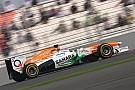 Первая декада. Все машины Force India в Ф1