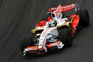 Photos - Toutes les Force India F1 depuis 2008