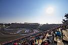 Formula E Oliver Rowland e Alex Lynn in azione in Messico il venerdì