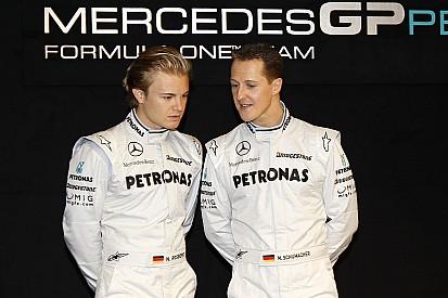 Rückblick: Alle Mercedes-Präsentationen in der Formel 1 seit 2010