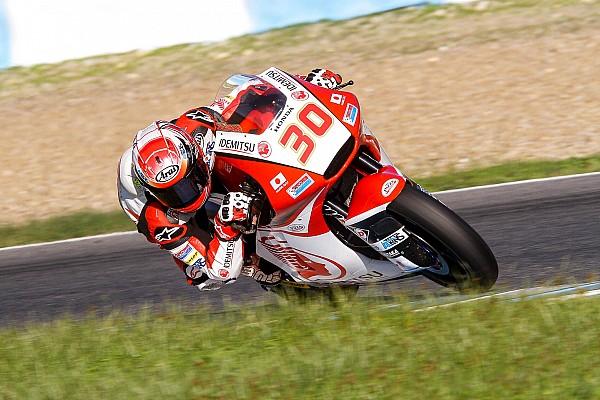 Moto2 Reporte de pruebas Nakagami en Moto2 y Bulega en Moto3, los mejores en el test de Jerez