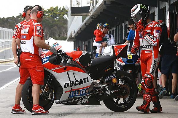 Ducati probará en Jerez después del GP de Qatar