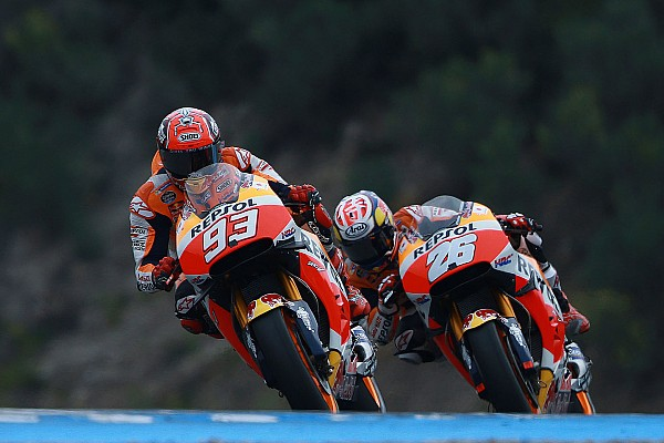 MotoGP Важливі новини На приватних тестах у Хересі Маркес травмував плече