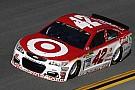 NASCAR Cup Larson, Truex y Elliott sufrieron con el combustible en Daytona 500