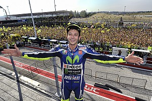 MotoGP Важливі новини Россі: Хочу титул... і стати батьком