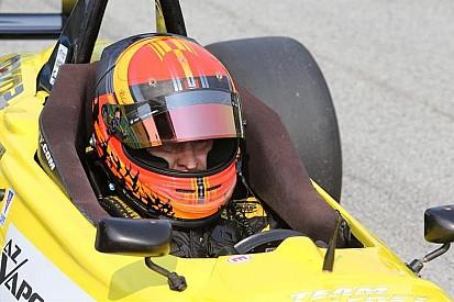 Ласточкин перешел во второй дивизион гонок поддержки IndyCar