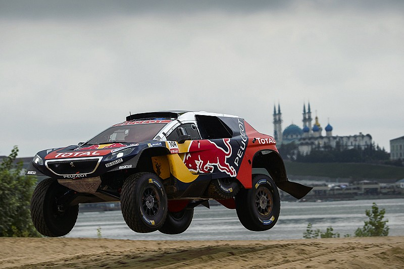 Loeb, Peterhansel et Despres de retour sur le Silk Way Rally