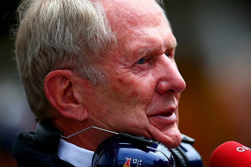 Марко: Red Bull догонит Mercedes к середине сезона