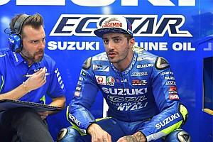 MotoGP Interview Iannone suggère à Lorenzo de moins réfléchir avec la Ducati