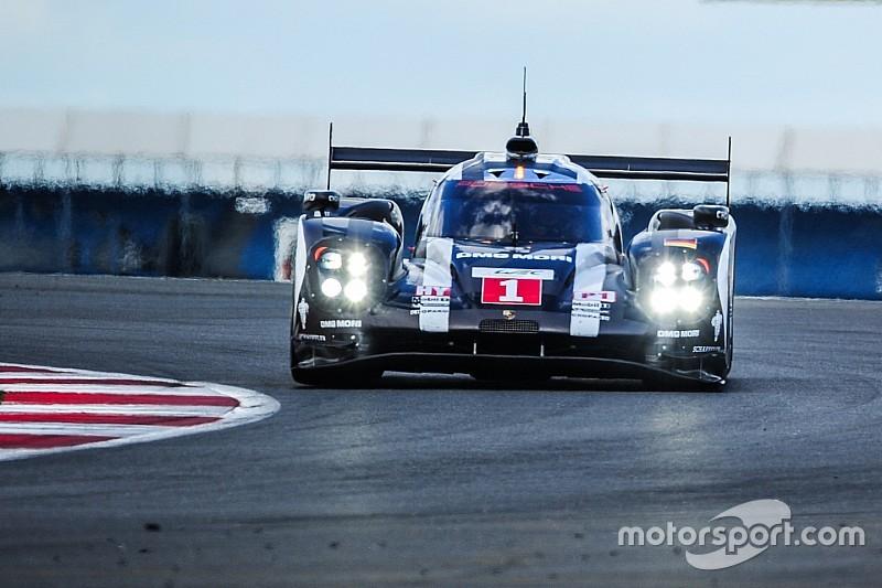 Porsche garde secret son choix aéro pour Silverstone