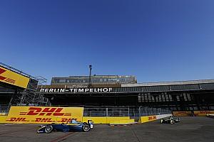 Формула E Новость Этап Формулы E в Брюсселе заменили второй гонкой в Берлине