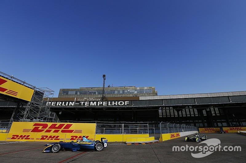Этап Формулы E в Брюсселе заменили второй гонкой в Берлине