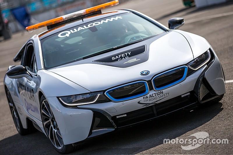 Новой машиной безопасности «Ле-Мана» будет BMW