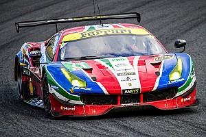 WEC Ultime notizie Nel 2017 Rigon correrà con Ferrari sia nel WEC che nel BES
