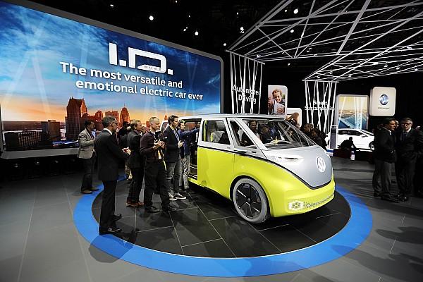 汽车 突发新闻 电动车,大众的未来发展方向!