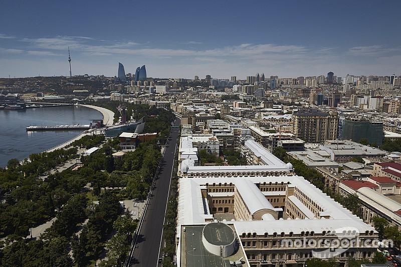 Формула Е включилась в спор Баку с Liberty Media
